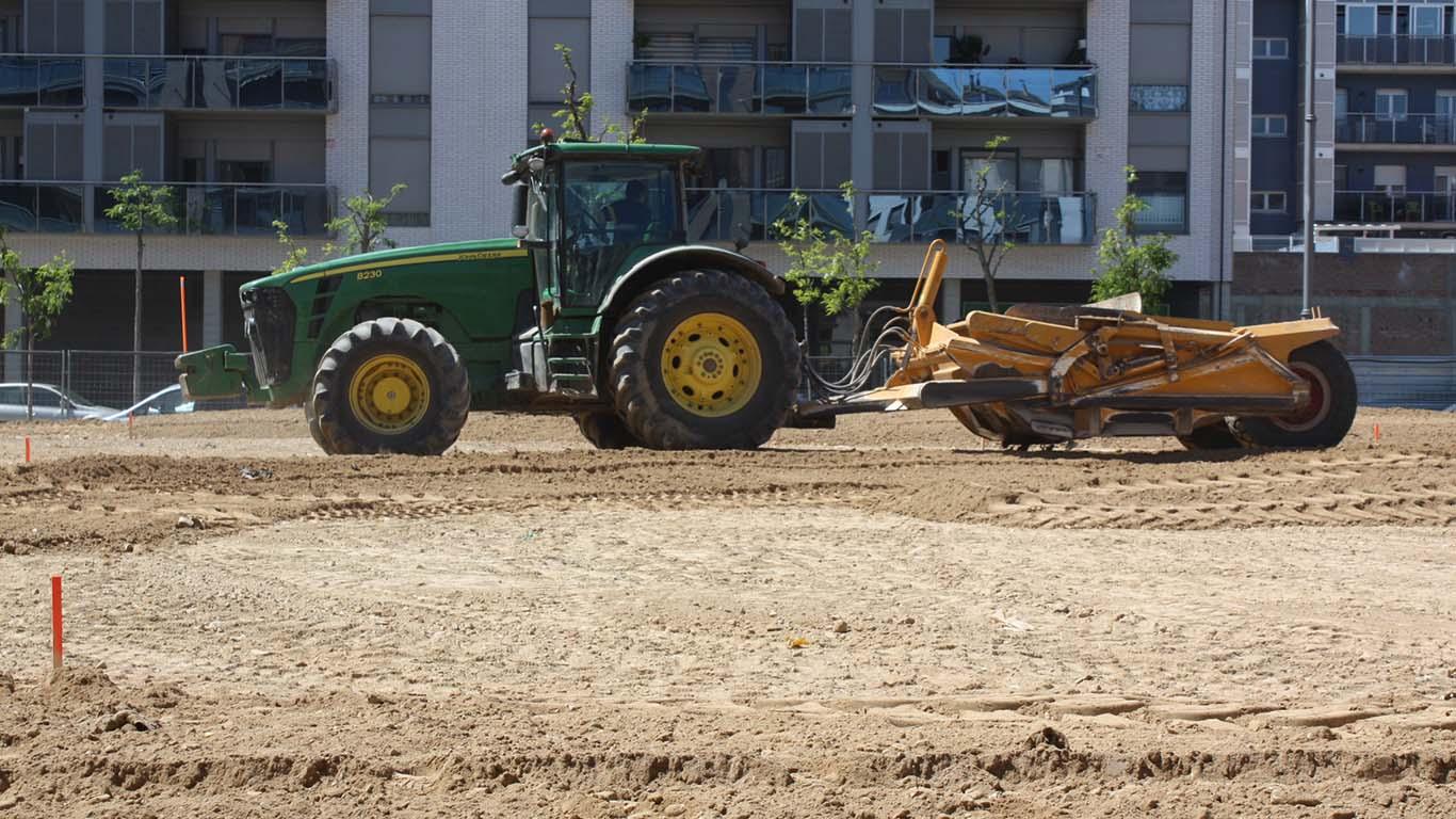 Tractor Bosc Urbà